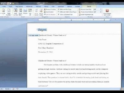 Professional Term Paper Writing Service